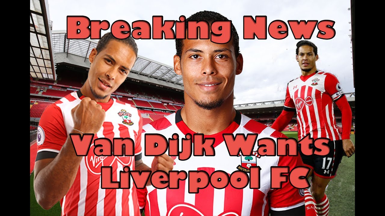 Liverpool's pursuit of Virgil van Dijk takes a strange turn