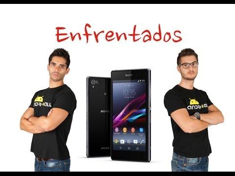 Enfrentados por el Sony Xperia Z1