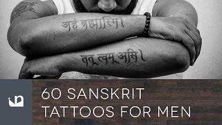 60 Sanskrit Tattoos Tattoos For Men