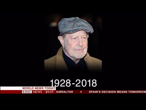 Nicholas Roeg passes away (1928 - 2018) (UK) - BBC News - 24th November 2018