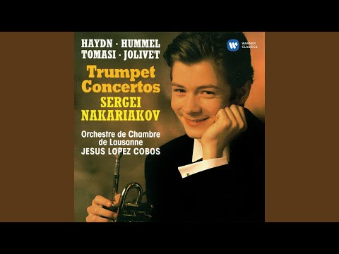 Trumpet Concerto In E-Flat Major, WoO 1: II. Andante