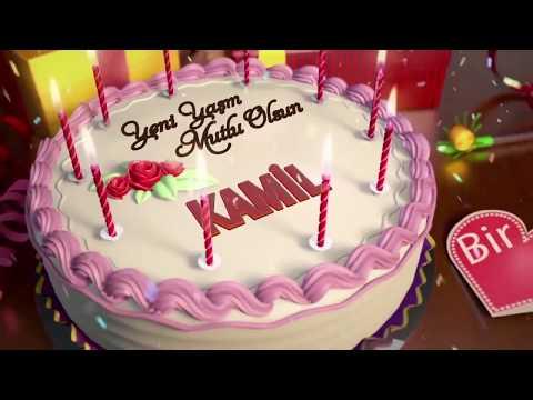 İyi ki doğdun KAMİL - İsme Özel Doğum Günü Şarkısı