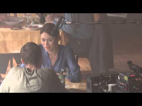 The November Man: Behind the Scenes 2 (Movie Broll) Pierce Brosnan, Olga Kurylenko
