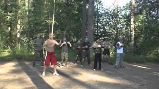 Бесконтактный бой   YouTube 01