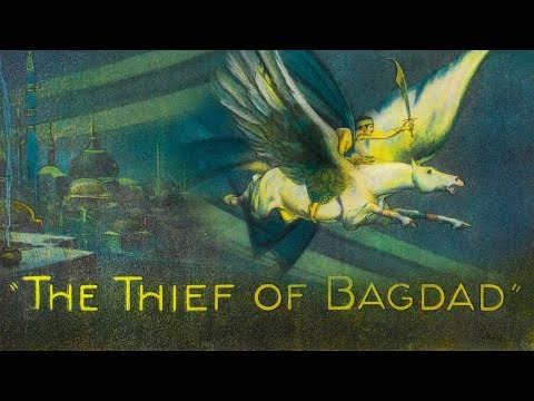 The Masterpiece Thief of Bagdad in Fullscreen