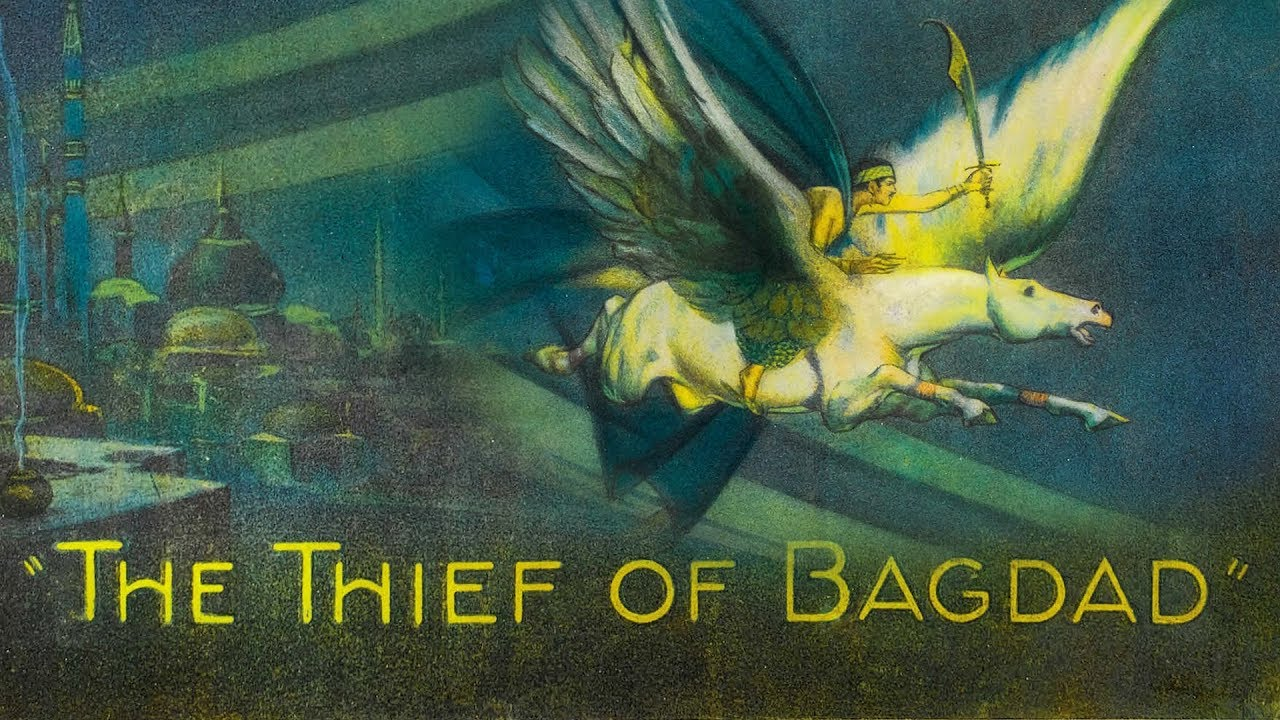 Download The Masterpiece Thief of Bagdad in Fullscreen