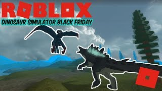 Roblox Dinosaur Simulator Black Friday - RISE OF THE KAIJUS! (Return Of The King!)