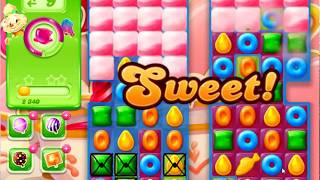 Candy Crush Jelly Saga Level 1145 * NO BOOSTERS