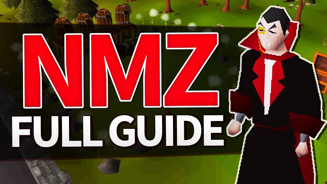 OSRS Nightmare Zone Guide