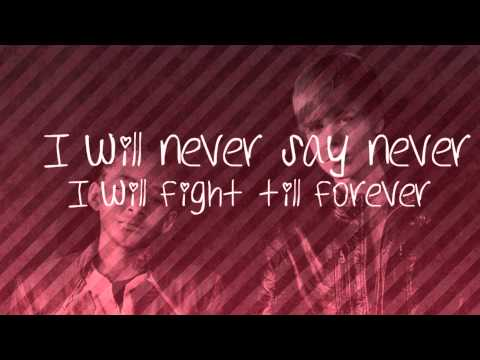 Download Mp3 lagu Justin Bieber ft Jaden Smith - Never Say Never (Acoustic) - Lyrics Video (HD) online
