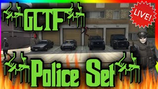 GTA 5 Online: #GCTF Giving Out The Police Set For Those That Missed It