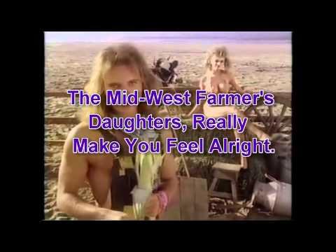 California Girls - David Lee Roth Lyrics