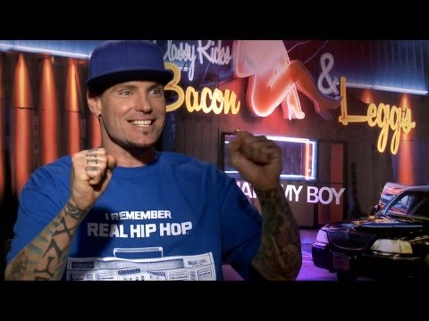 'That's My Boy' Robert Van Winkle aka Vanilla Ice Interview