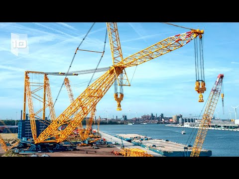 10 Largest and Tallest Cranes in the World