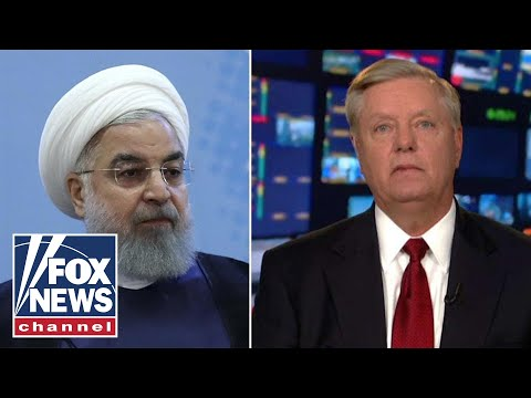 Graham: We're going to bring the Iranian regime down