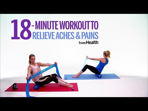 18-Minute Workout To Relieve Aches & Pains | Health
