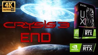 Crysis 3 Ultra 4K   Grand Final   RTX 2080-Ti   Part 4