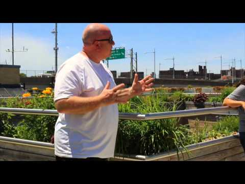 NYC Five Boro Green Roof Garden Tour