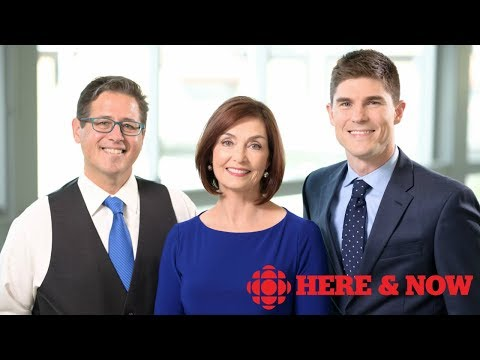 CBC NL Here & Now Wednesday March 2018