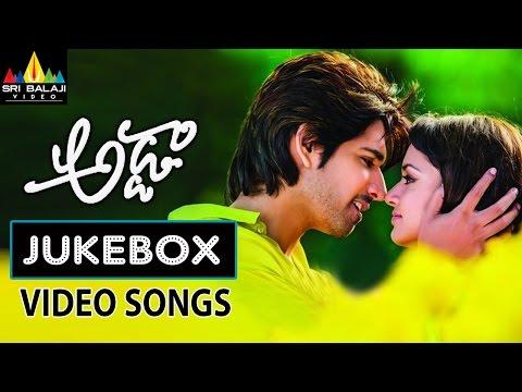 Adda Jukebox  Songs  Sushanth, Shanvi  Sri Balaji