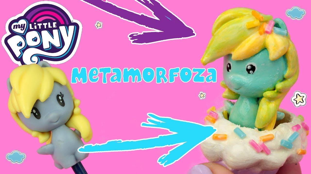 Metamorfoza 💙🧡 My Little Pony • Nowe kucyki 💜❤️ Toys Land DIY