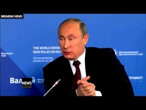 Путина В.В  смешные ответы заявления своему аппоненту .