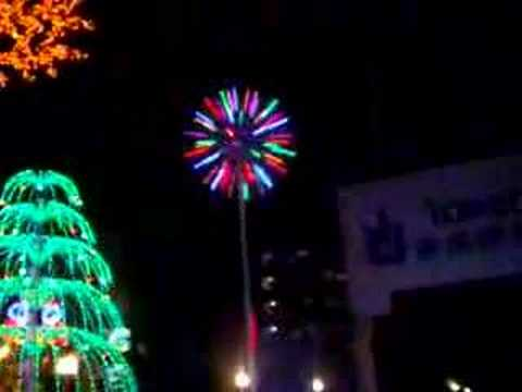 Led Fireworks Light Lamp Youtube