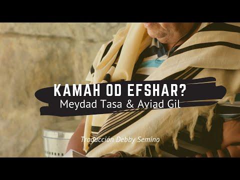 Meydad Tasa & Aviad Gil  Kamah Od Efshar- מידד טסה & אביעד גיל כמה עוד אפשר