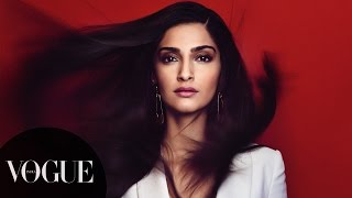 Out & about with sonam kapoor | exclusive interview | vogue india