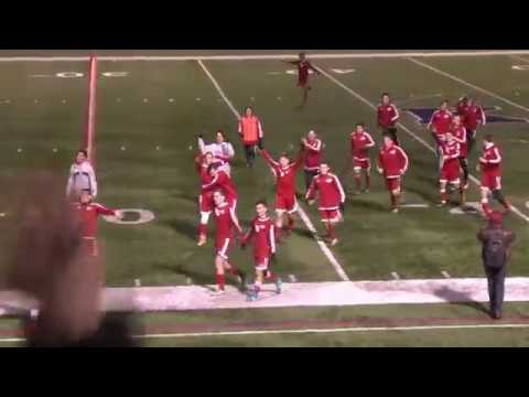 Pompton Lakes High School Soccer - NJSIAA Group 1 Finals - Carlo for the win