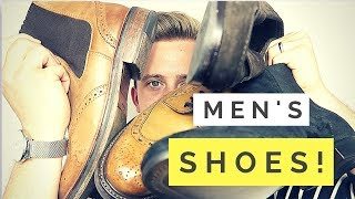 MY SHOE COLLECTION! - Men's Shoes & Sneakers Collection