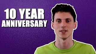 10th Anniversary on YouTube | Wiltshire Vlogs