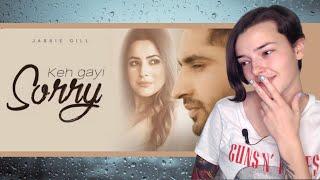 Keh Gayi Sorry | Jassie Gill | Shehnaaz Gill | Avvy |Nirmaan | REACTION!! | Indi Rossi