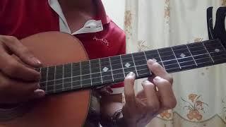 Hướng dẫn Chuyện Tình Người Trinh Nữ Tên Thi guitar solo (phần 1 intro)