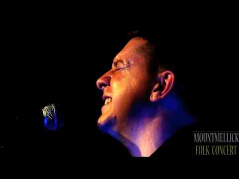 Damien Dempsey - Apple of My Eye - Mountmellick Folk Concert