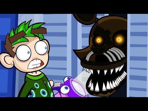 Thumbnail: Five Nights At Freddy's 3 & 4 Animation | Jacksepticeye Animated
