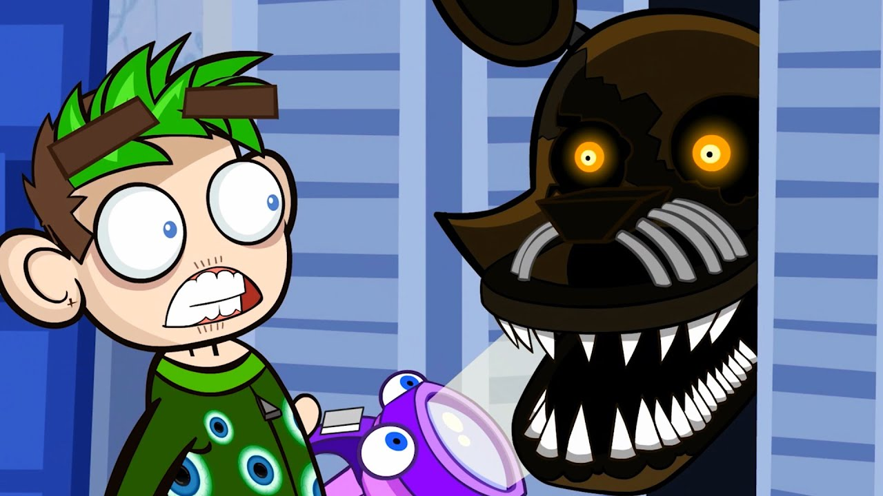 Five Nights At Freddy's 3 & 4 Animation | Jacksepticeye Animated ...
