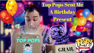 Baixar Top Pops Sent Me A Birthday Present | Grail | Cletus Daily