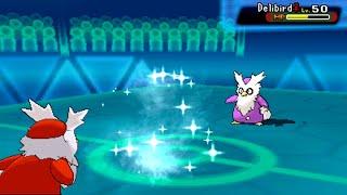 Pokemon ORAS Battle #8: Christmas... In July [Themed]