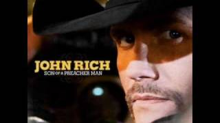 Watch John Rich Trucker Man video