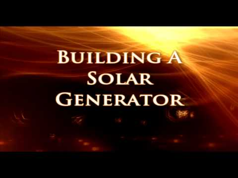 Open Your Mind (OYM) Radio - Solar Generator Project - Part 2 - 5th of November 2016