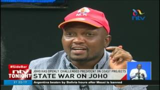 Moses Kuria fires back at Mombasa governor for his D- KCSE results