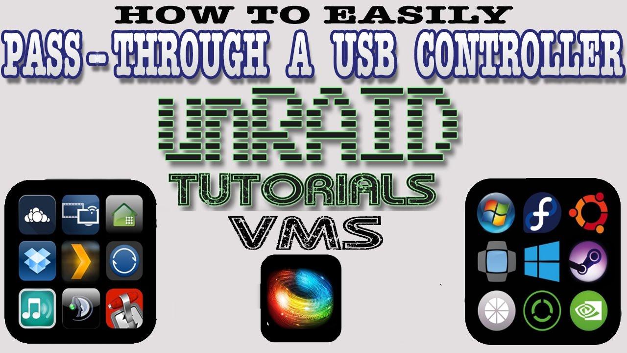 USB Hubs on VMs - VM Engine (KVM) - Unraid