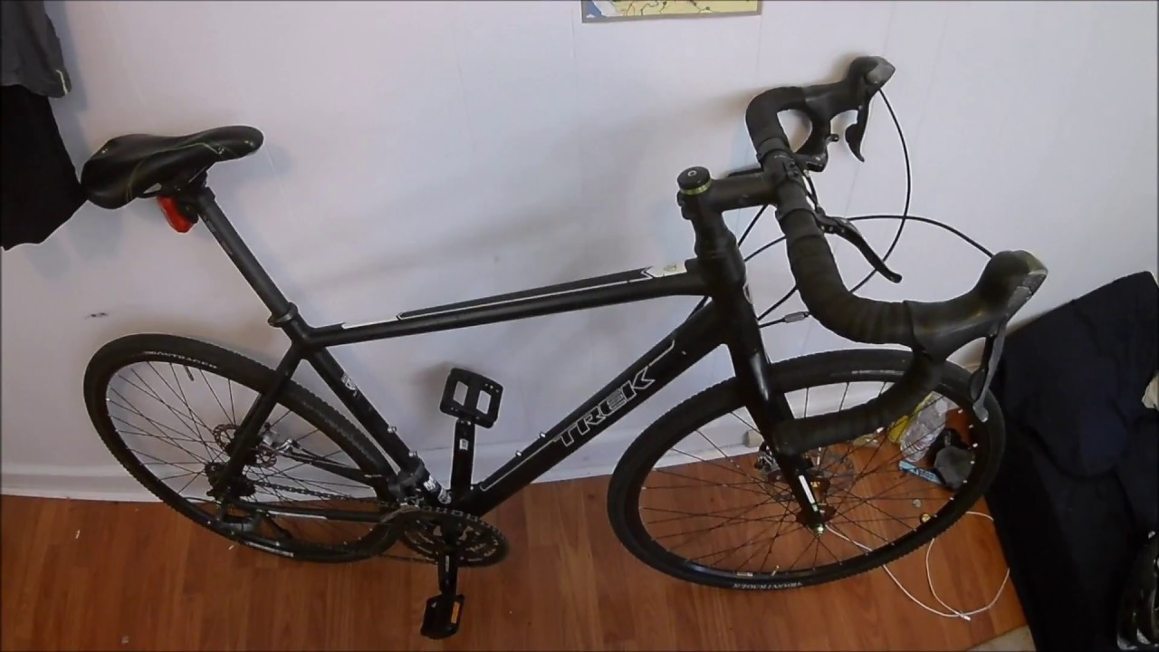 fe31b3a1a71 2014 Trek CrossRip Comp Review - Commuter Bike - YouTube
