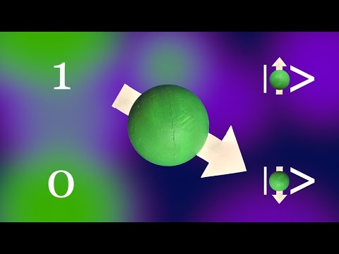 Как работает квантовый компьютер? [Veritasium]