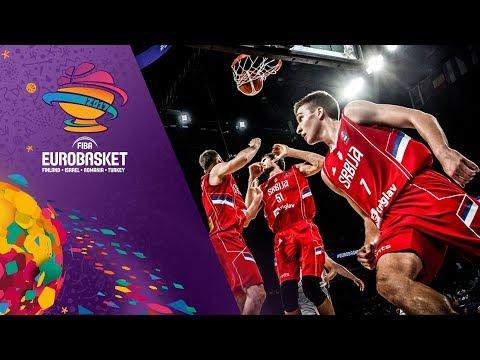 HIGHLIGHTS: Serbia vs. Russia (VIDEO) SEMIS -  FIBA EuroBasket 2017