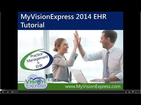 My Vision Express®: Comprehensive Exam Walkthrough