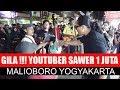 GILAAA NYAWER 1 JUTA !!!  YOUTUBER JUNAIDI KARO KARO --- ASTRO ACOUSTIC  MALIOBORO YOGYAKARTA
