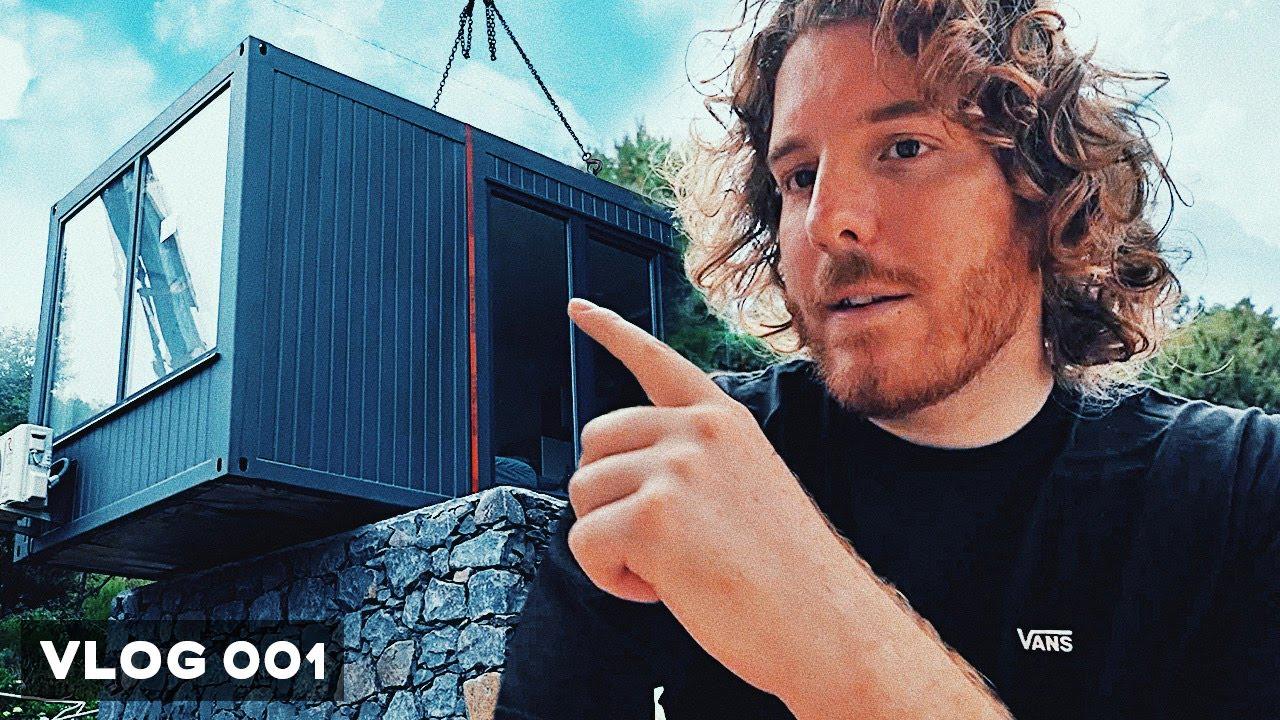 Download Container Haus Roomtour ▸ Vlog 1   #ungespielt