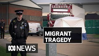 British police find 39 bodies in truck container in Essex, south-east England | ABC News